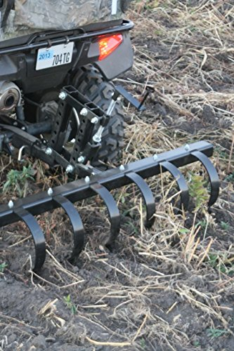 Impact Implements Chisel Plow for ATVUTV 2 Receivers Plows