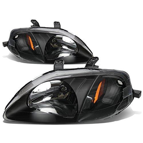 Honda Civic Headlight Lamp - 2