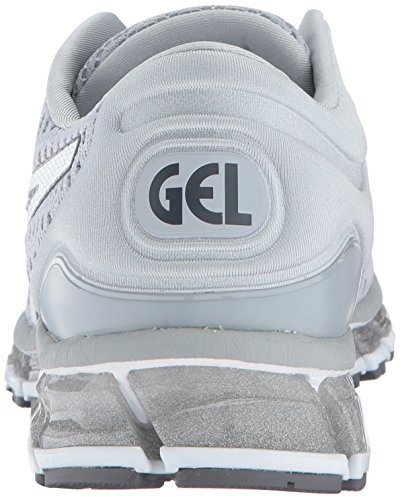 Asics 5 white Shoe 360 quantum Shift Glacier Grey Us Medium carbon Women's Gel Running FPaxUqrFw