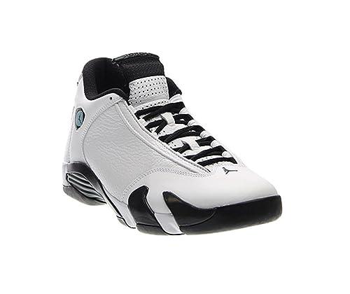 meet 3b9e8 3eefb Ni ke Air Jordan 14 Retro 'Oxidized Green': Amazon.ca: Shoes ...