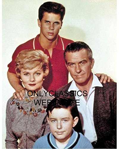 OnlyClassics LEAVE IT TO BEAVER TV CAST 8X10 PHOTO AMERICANA JERRY MATTERS TONY DOW BEAUMONT