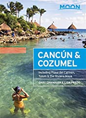 Join world travelers and travel-writing couple Gary Chandler and Liza Prado for an unforgettable experience. With unique perspective and advice you can trust, Moon Cancún & Cozumel has everything you need to know to have a more per...