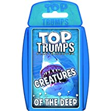 Top Trumps - Creatures of the Deep Sea Card Game