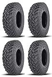 Full set of Fuel Gripper T/R/K (10ply) Radial ATV/UTV Tires [32x10-14] (4)