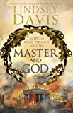Master and God by Lindsey Davis front cover