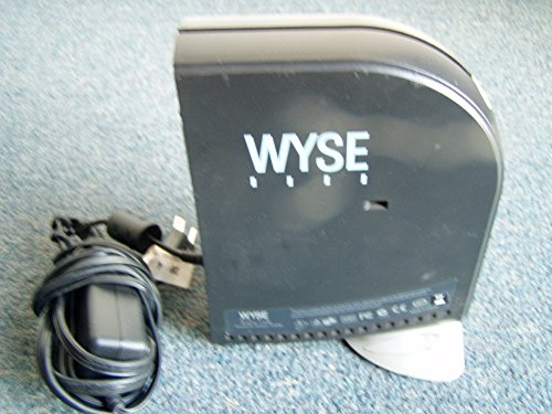 WYSE Winterm 3150SE Thin Client W/Adapter, Power Chord & Stand PN: 902086-01