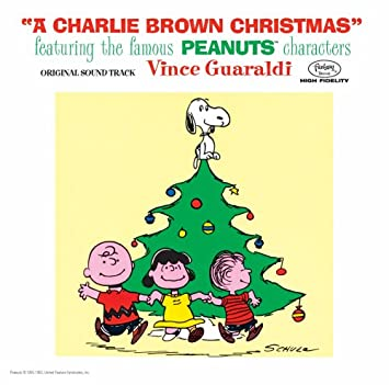 Amazon charlie brown christmas dig vince guaraldi charlie brown christmas dig voltagebd Image collections