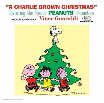 Amazon charlie brown christmas dig vince guaraldi charlie brown christmas dig voltagebd Choice Image