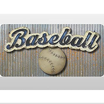 Baseball Sports Quote Removable Vinyl Wall Sticker Graphics Saying Decals Children Kid Nursery Sport Room Decor