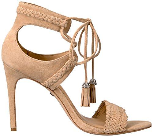 Badgley Mischka Womens Bombay Dress Sandal Sand j9hrgEbs
