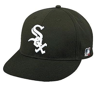 MLB Replica Adult Baseball Cap Various Team Trucker Hat Adjustable MLB Licensed , Chicago White Sox - Home