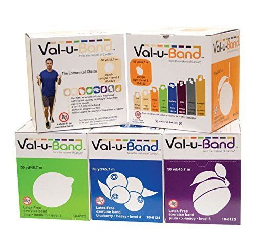 Val-U-Band LF Exercise Band by Val-u-Band