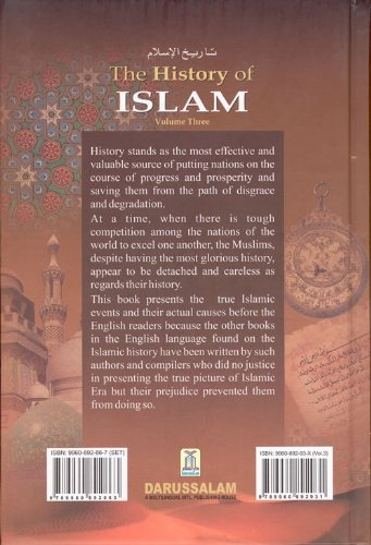 Buy History of Islam (3 Volumes) Book Online at Low Prices