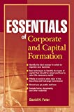 img - for Essentials of Corporate and Capital Formation book / textbook / text book