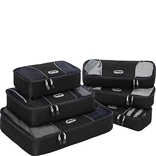 eBags Packing Cubes - 6pc Value Set (Packing Aids)