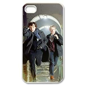 PCSTORE Phone Case Of Sherlock for iPhone 4/4S