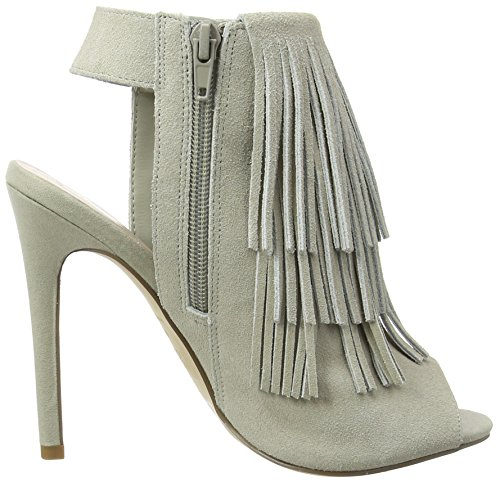 New Look Scruffy Damen Pumps Grey (04/Grey)