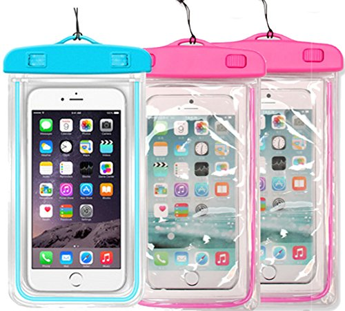 Universal Waterproof CaseHQ Samsung inches