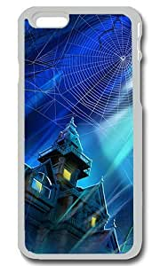 Comic Cobwebs And Castles Personalized Custom iPhone 6 Case Cover - PC Transparent