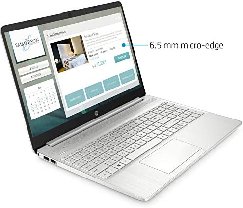"""2021 Newest HP Pavilion Laptop, 15.6"""" HD Display, AMD Athlon Gold 3150U Processor Up to 3.3GHz, Webcam, HDMI, Compact Design, Long Battery Life, Win 10 + Oydisen Cloth (8GB RAM   256GB SSD) WeeklyReviewer"""