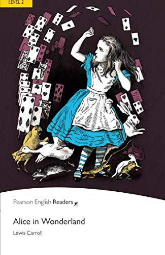 Alice In Wonderland, Level 2, Pearson English Readers (2nd Edition) (Penguin Readers, Level 2)