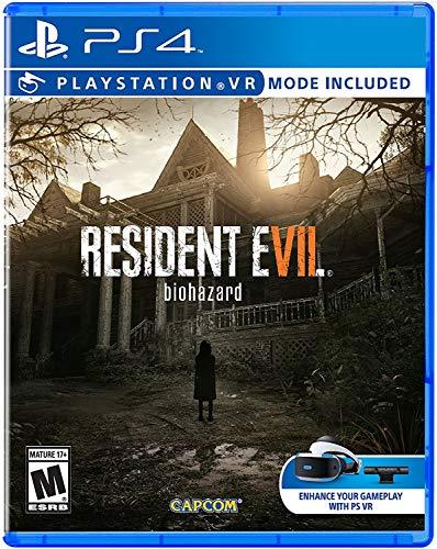 Resident Evil 7: Biohazard - PlayStation 4 (Pc Games Resident Evil)