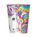 9oz Rainbow Majesty by Lisa Frank Party Cups, 8ct