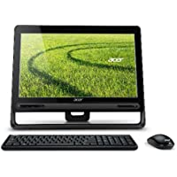 Acer Aspire AZC-102-UR20 19.5-Inch All-in-One Desktop (Black)