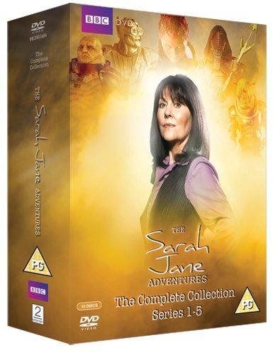 The Sarah Jane Adventures - Series 1-5 Box Set (Sarah Jane Adventures Season 3 compare prices)