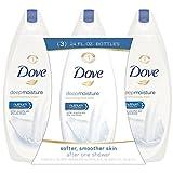Dove  Body Wash Deep Moisture 24 oz, Pack of 3