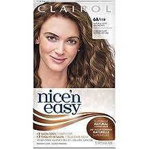 Clairol Nice 'N Easy Hair Color 6A 114 Natural Light Ash Brown 1 Kit