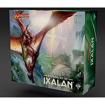 Amazon Com Magic The Gathering Mtg Explorers Of Ixalan
