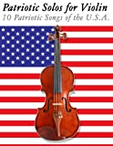 Patriotic Solos for Violin, Uncle Sam, 1477407995