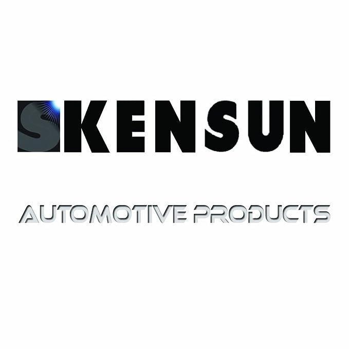 Amazon.com: Kensun 12V Heats to Boiling Car Thermos Mug (350 ml, 12oz Thermos Mug, Black): Kitchen & Dining