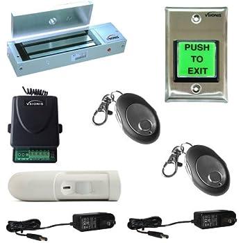 Amazon Com Visionis Fpc 5356 One Door Access Control