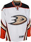 Reebok Premier Senior Hockey Jersey - Anaheim Ducks - White, Small