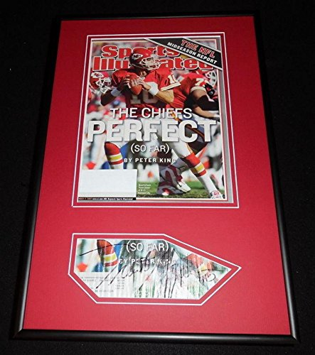 Signed Sports Illustrated Cover - 7
