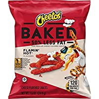 Deals on 40-Pack Baked Cheetos Crunchy Flamin Hot