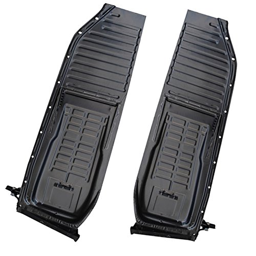 FLOOR PANS, For 50-70 VW Beetle, Left and Right Sides, Dunebuggy & VW (Floor Vw Pan With)