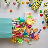 Bulk Toys Party Favors for Kids - 120 Pc Birthday Party Favor Toy