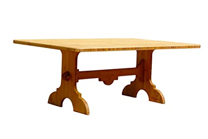 Amazon com : Bamboo Cocktail table, Palladian Style