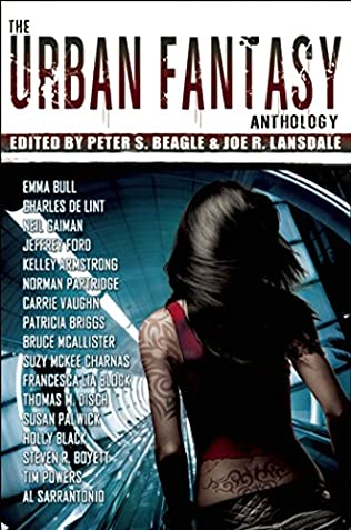 book cover of The Urban Fantasy Anthology