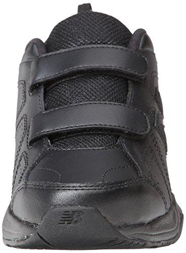 New Balance KV624 Hook and Loop Training Shoe (Little Kid/Big Kid) Black