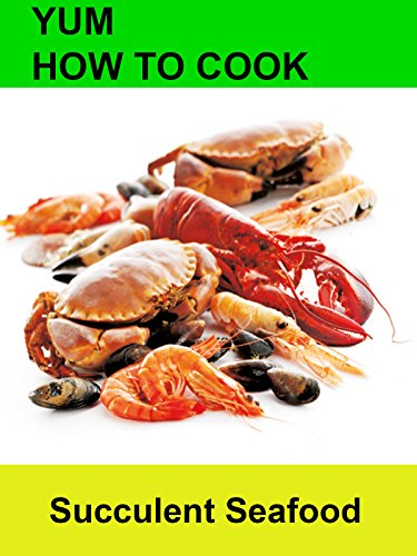 Yum! How to Cook Succulent Seafood (Scallops Sea Cook)