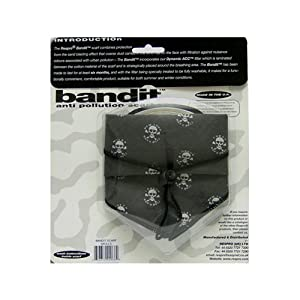 Echarpe Bandit Respro - Design Cr?ne Noir