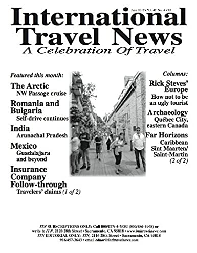 International Travel News: Amazon com: Magazines