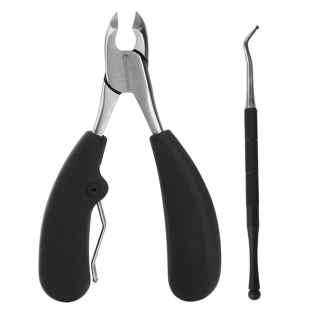 Nagelzange, Nagelknipser Kopfschneider Nagelschere aus Edelstahl für ...