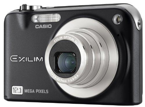 CASIO デジタルカメラ EXILIM (エクシリム) ZOOM ブラック EX-Z1200BK