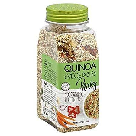 Pereg Quinoa with Vegetables, 10.58 Ounce -- 6 per case. by PEREG: Amazon.com: Grocery & Gourmet Food