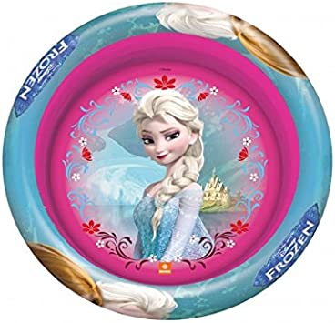 Disney Frozen – Piscina hinchable 100 cm Frozen: Amazon.es ...